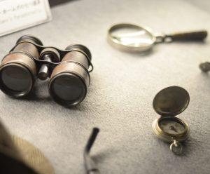 探偵の七つ道具