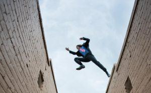 空飛ぶ探偵