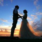 結婚式は人生最高の瞬間?