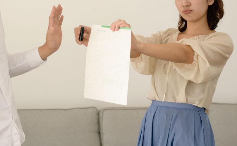 検査薬の結果は不貞行為の証拠にはなり得ない